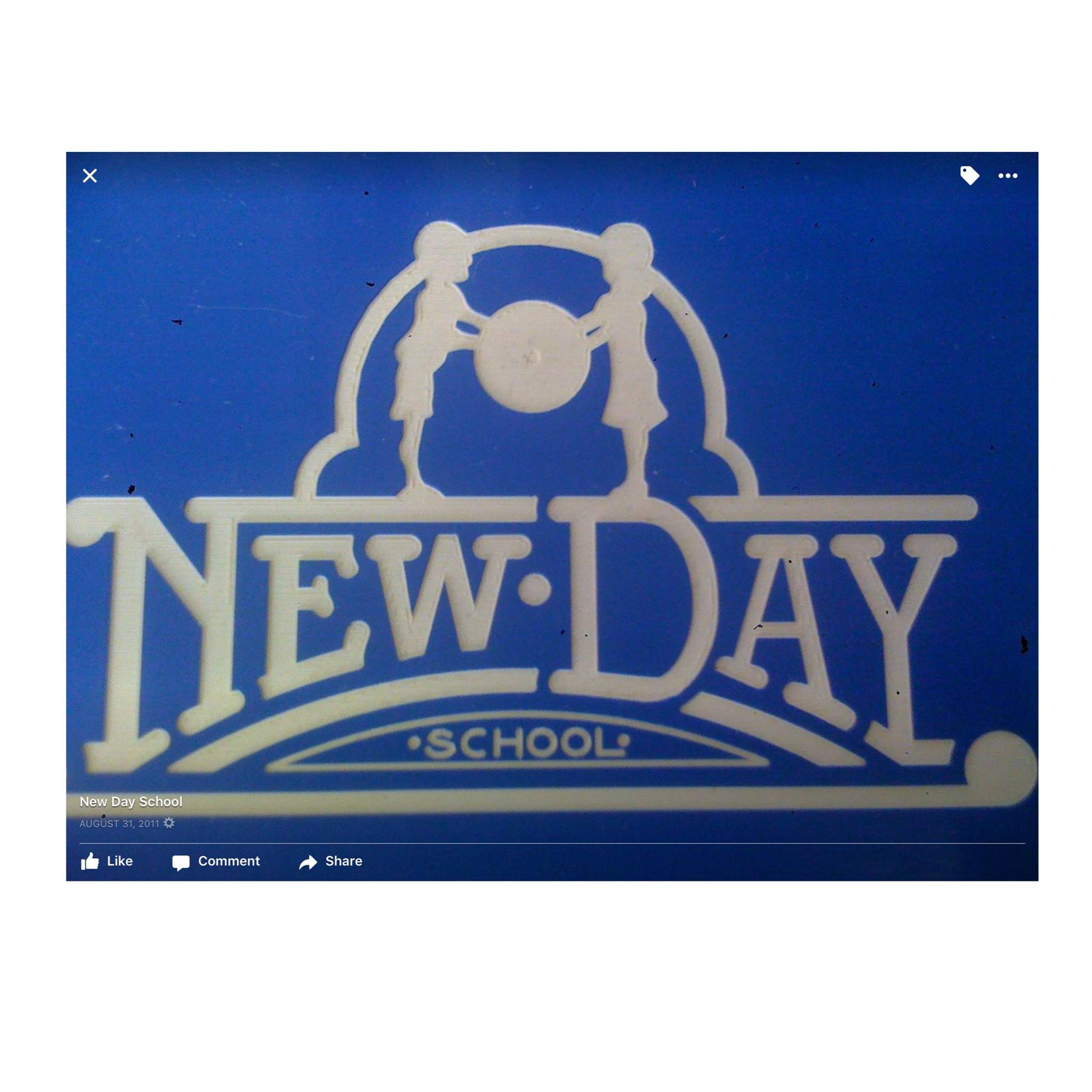New Day School logo