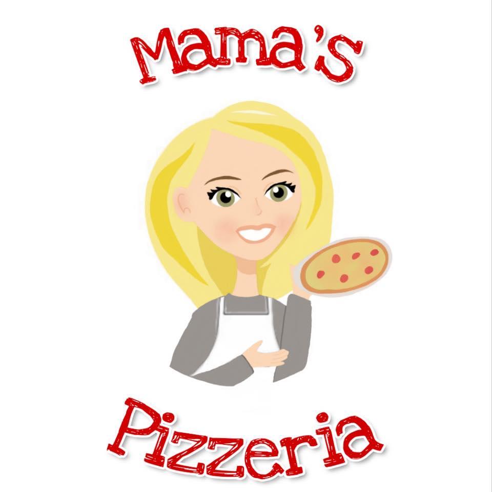 Mama's Pizzeria logo