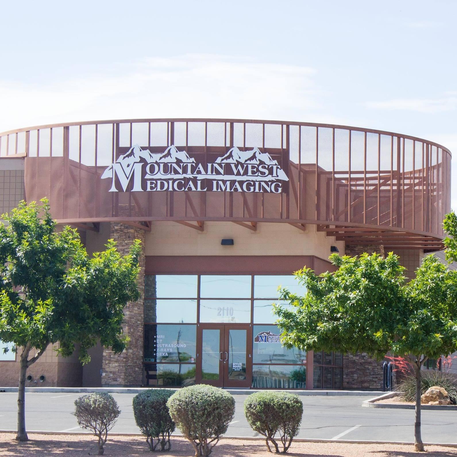 Mountain West Medical Imaging logo