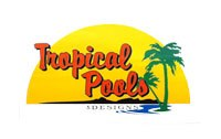 Tropical Pools & Designs logo