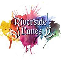Riverside Lanes logo
