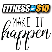 Fitness For 10 logo