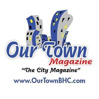 Our Town Magazine logo