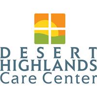 Desert Highlands Care Center logo