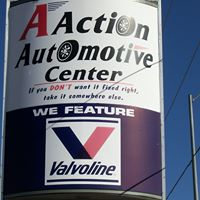 AAction Automotive Center logo