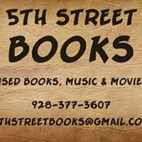 5th Street Books logo