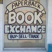 Paperback Book Exchange logo