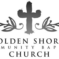 Golden Shores Community Baptist Church logo