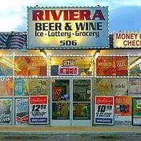 Riviera Beer & Wine logo