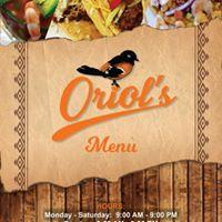 Oriol's Restaurant logo