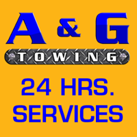 A & G Towing logo