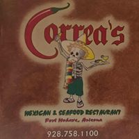 Correa's Mexican & Seafood Restaurant logo