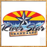 River Star Rentals logo