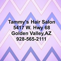 Tammy's Hair Salon logo