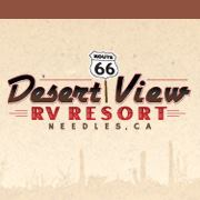 Desert View RV Resort logo