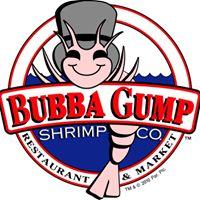 Bubba Gump Shrimp Co logo