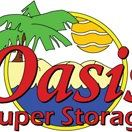 Oasis Super Storage logo