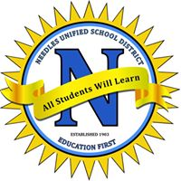 NEEDLES UNIFIED SCHOOL DISTRICT logo