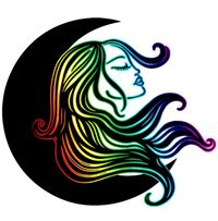 Luna Beauty Salon logo