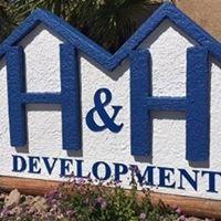 H & H Development logo