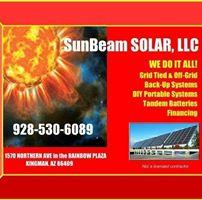 SunBeam Solar LLC logo
