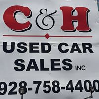 C & H Used Car Sales Inc logo