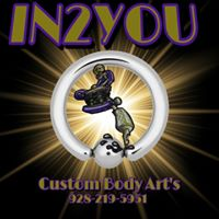 In2You Body Piercing & Tattoo logo