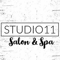 Studio 11 Salon and Spa logo