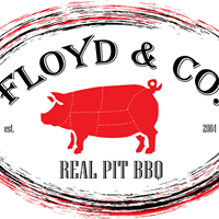 Floyd And Company Real Pit BBQ logo