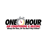 Pitzer's One Hour Air Conditioning & Heating logo