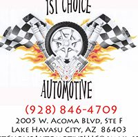 1st Choice Automotive logo