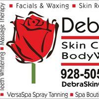 Debra's Skin Care & Bodyworks logo