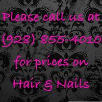 Havasu Hair & Nail Cottage logo