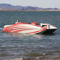 Domn8er Power Boats logo