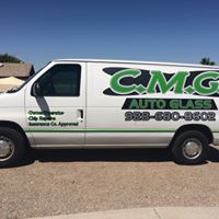 CMG Auto Glass logo