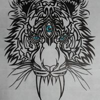 Tigers Eye Tattoo logo