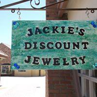 Jackie's Discount Jewelry logo