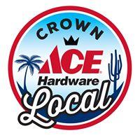 Crown Ace Hardware logo
