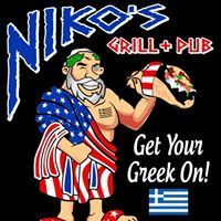 Niko's Grill & Pub logo