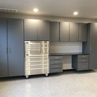 Advanced Garage Cabinets & Coatings logo