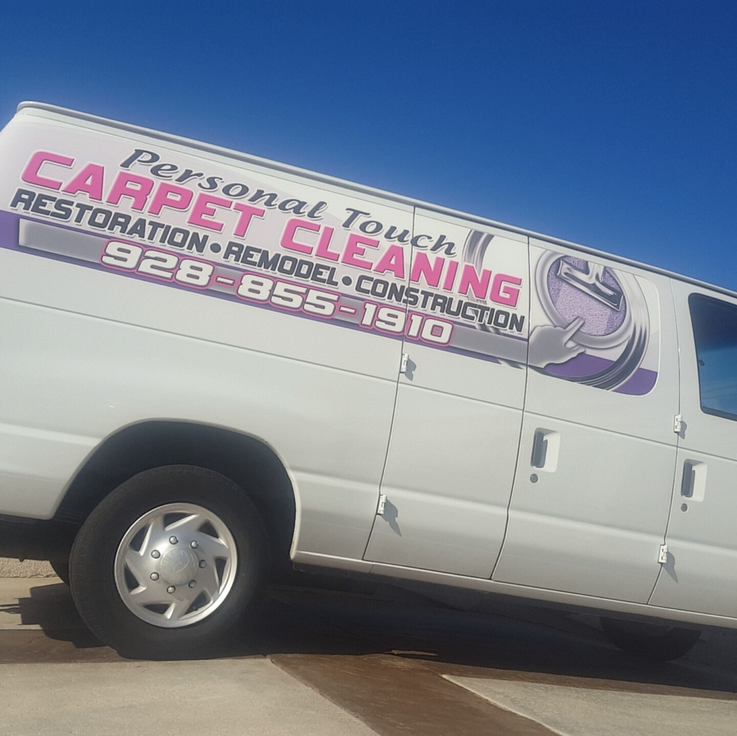 A Personal Touch Carpet Cleaning logo