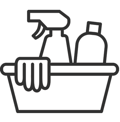 Ms K's Cleaning & General Maintenance logo