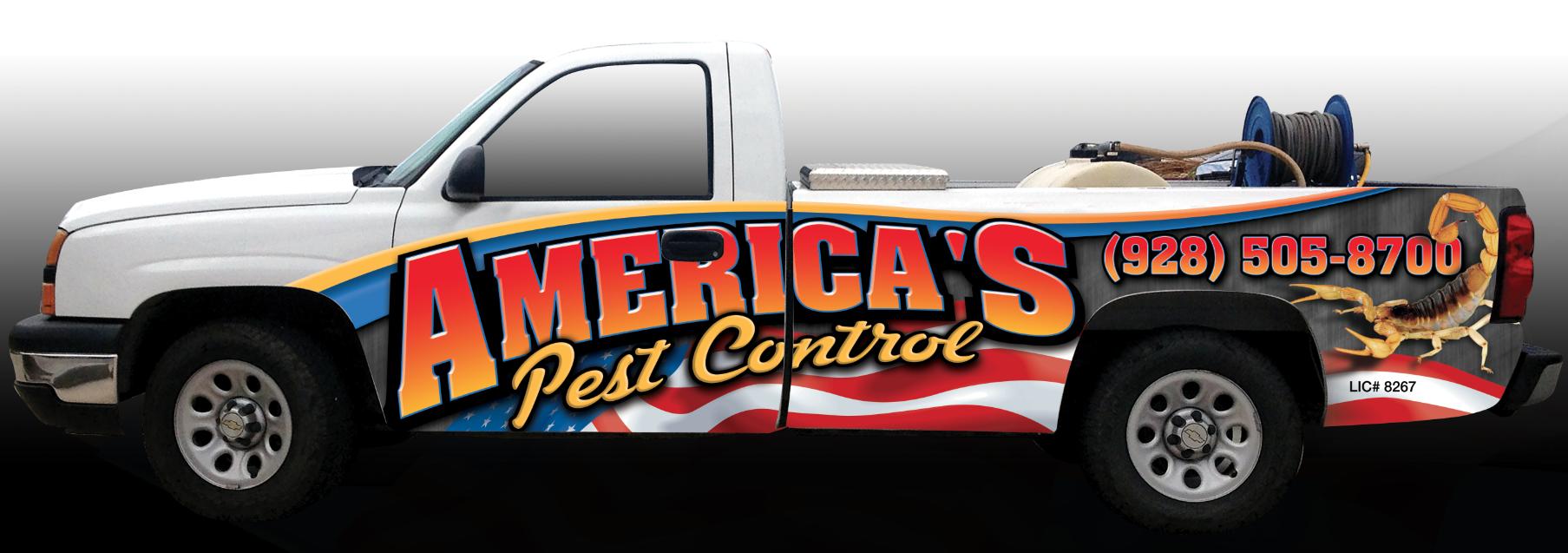 America's Pest Control logo