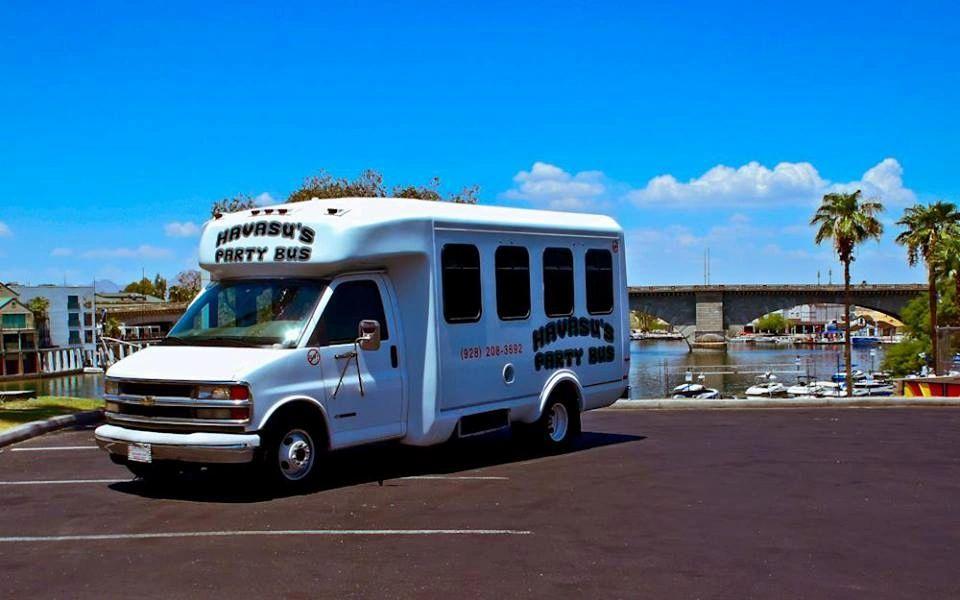 Havasu Party Buses & Shuttle Service logo
