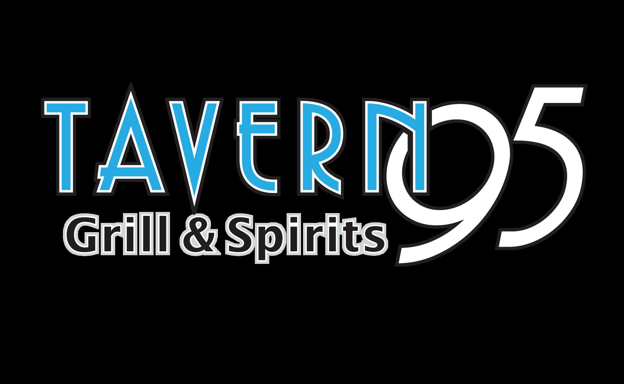 Tavern 95 Grill & Spirits logo