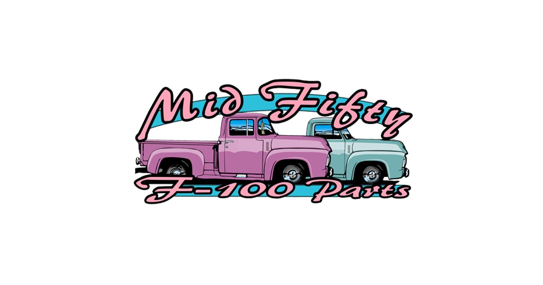Mid-Fifty F-100 Parts logo