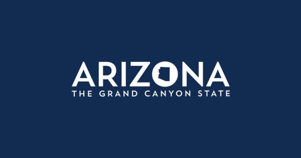 Arizona State Tourism logo