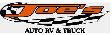 Joe's Auto - RV - Truck Service Center logo