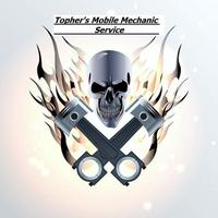 Topher's Mobile Mechanic Service logo