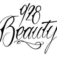 928 Beauty logo